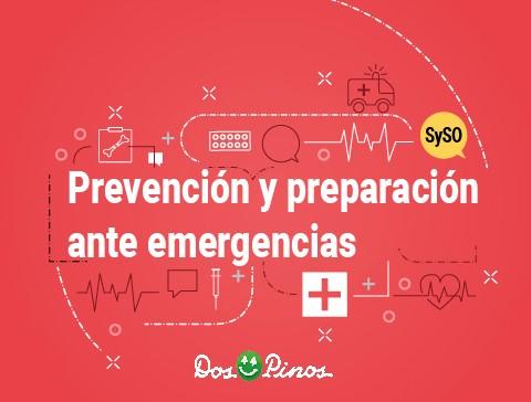 Prevención y preparación ante emergencias