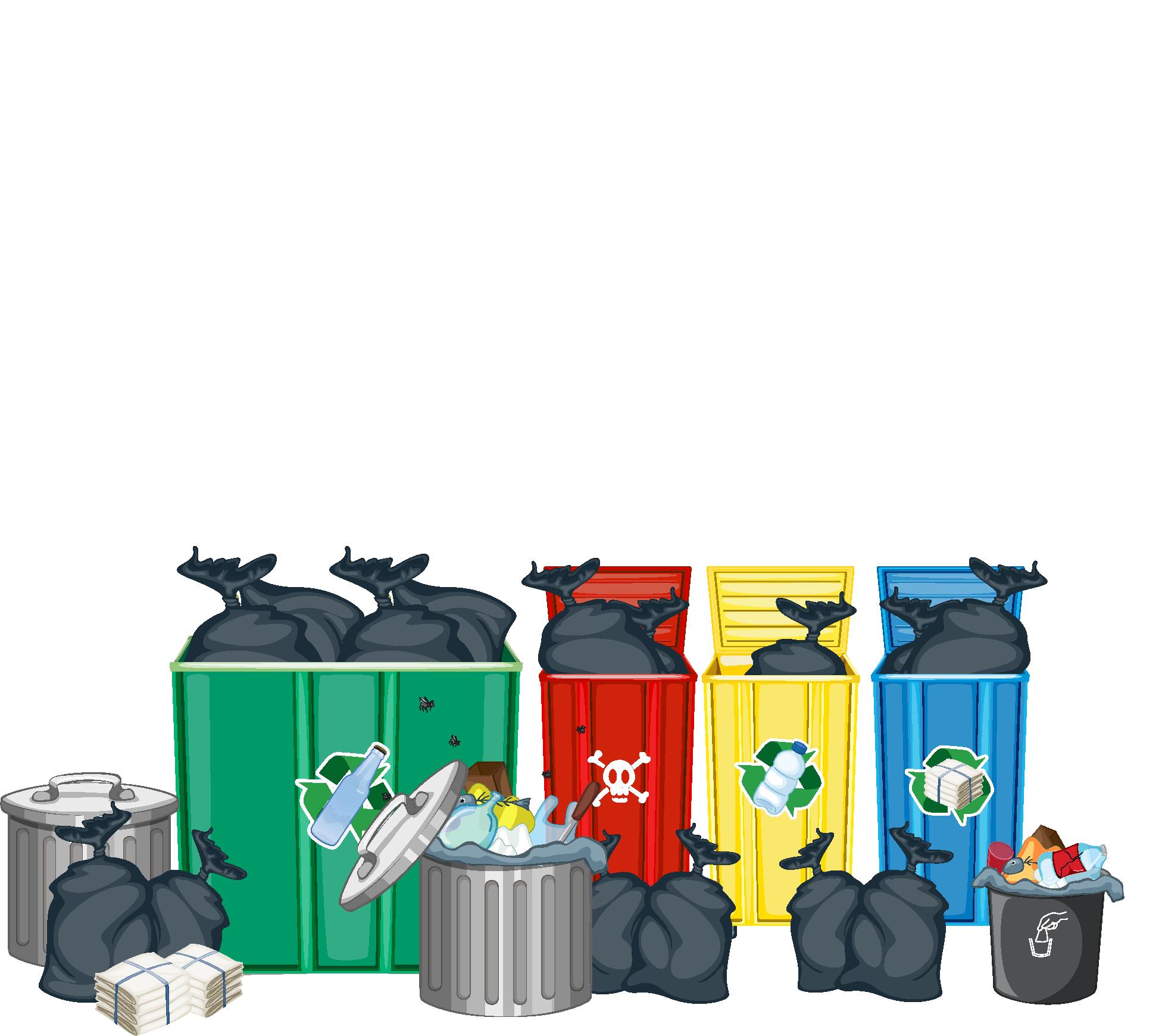 Gestión de Residuos Ordinarios y Peligrosos