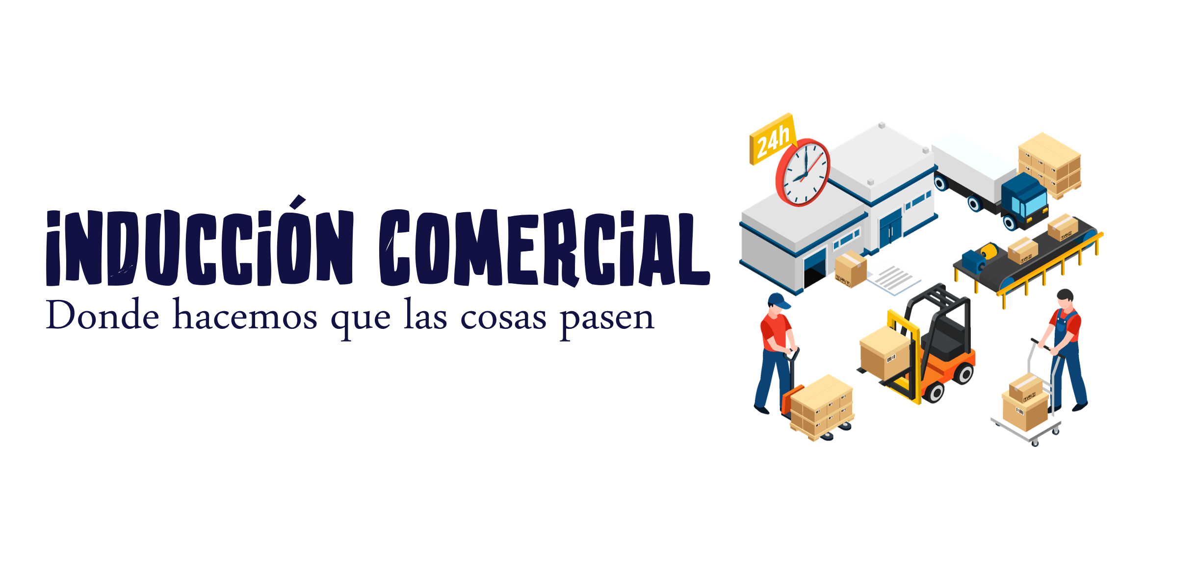 Inducción Específica Comercial - Regional